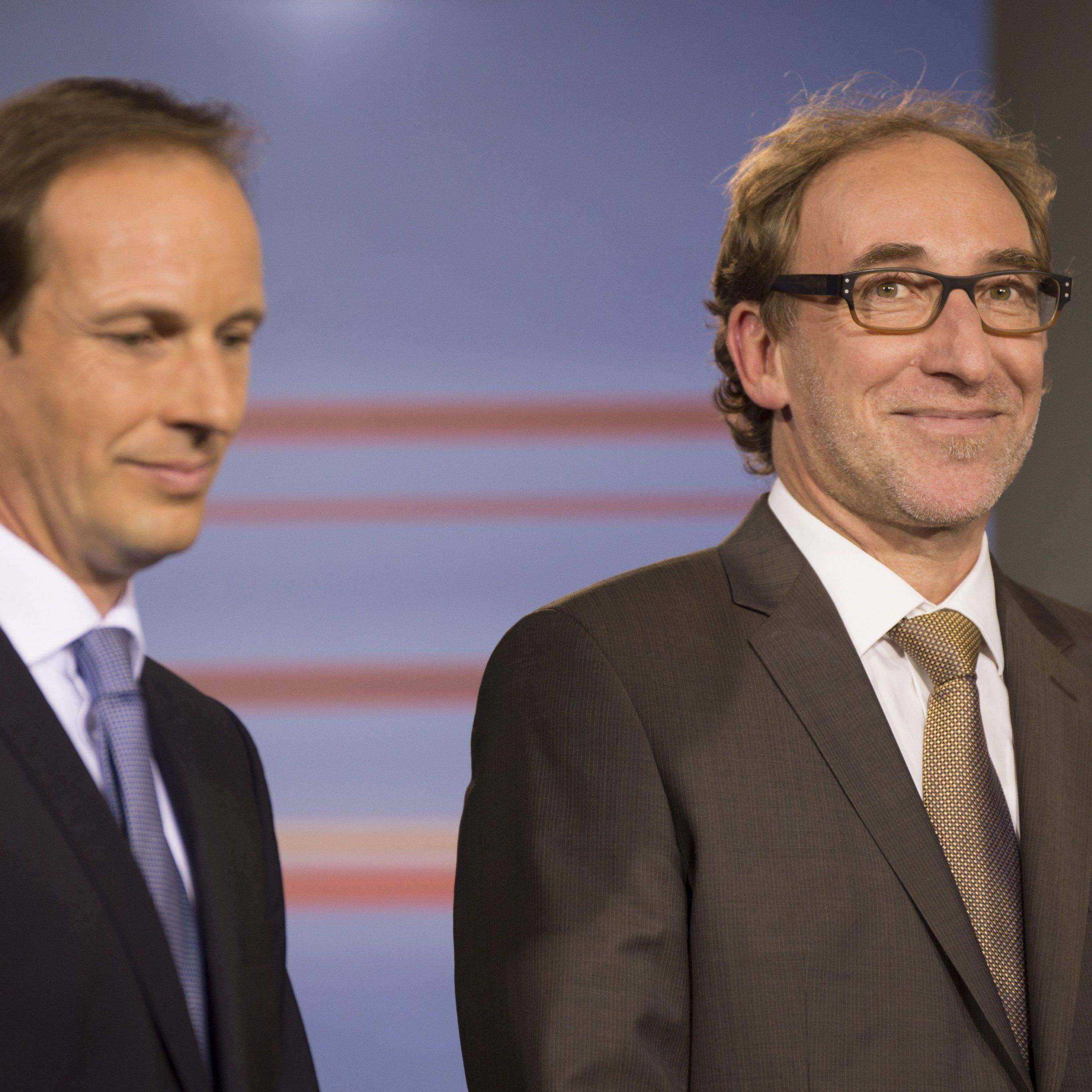 Dieter Egger oder Johannes Rauch - wen holt LH Wallner in die Regierung?