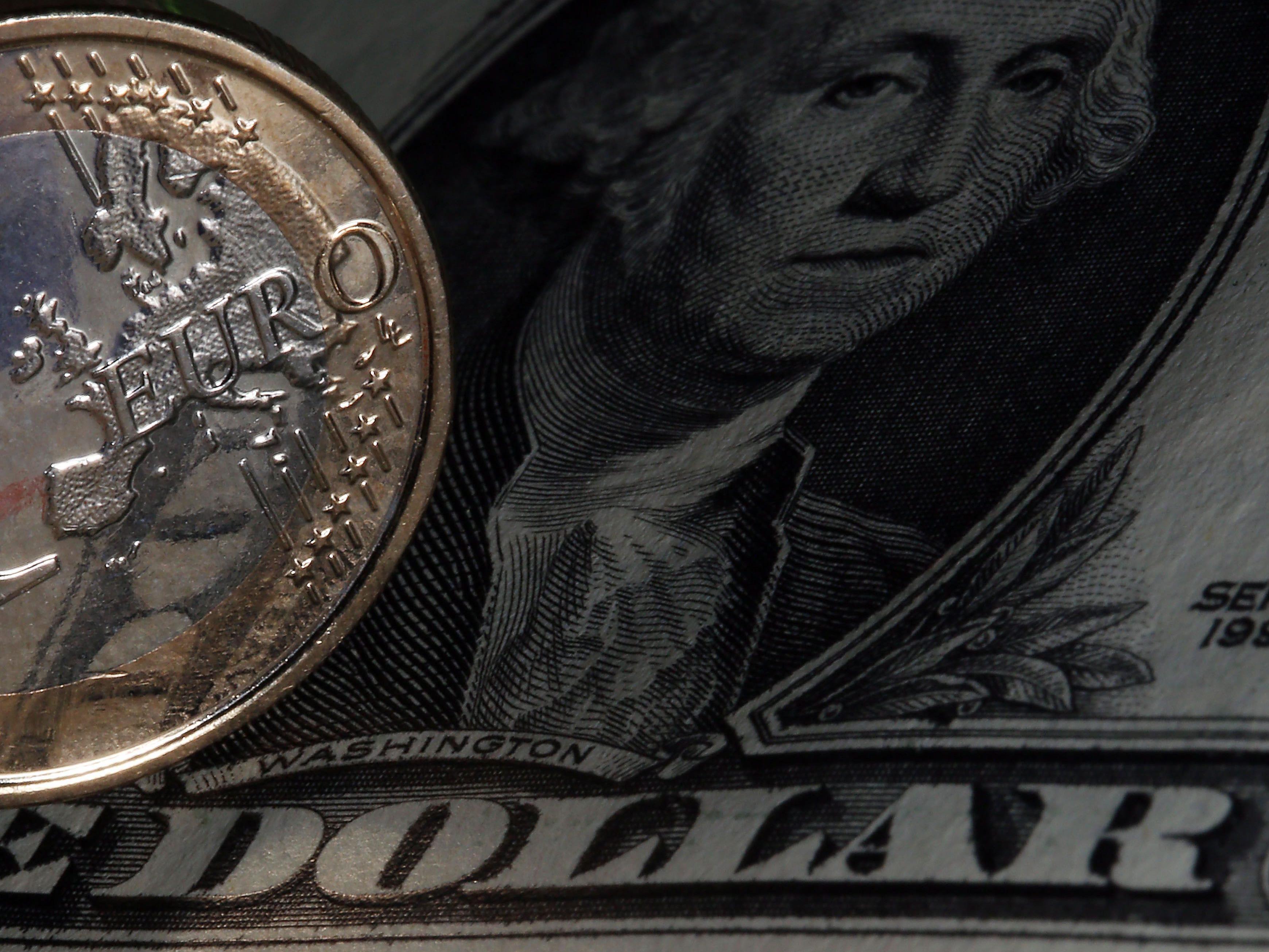 Jahresinflation in Eurozone auf niedrigstem Stand seit Oktober 2009 gesunken.