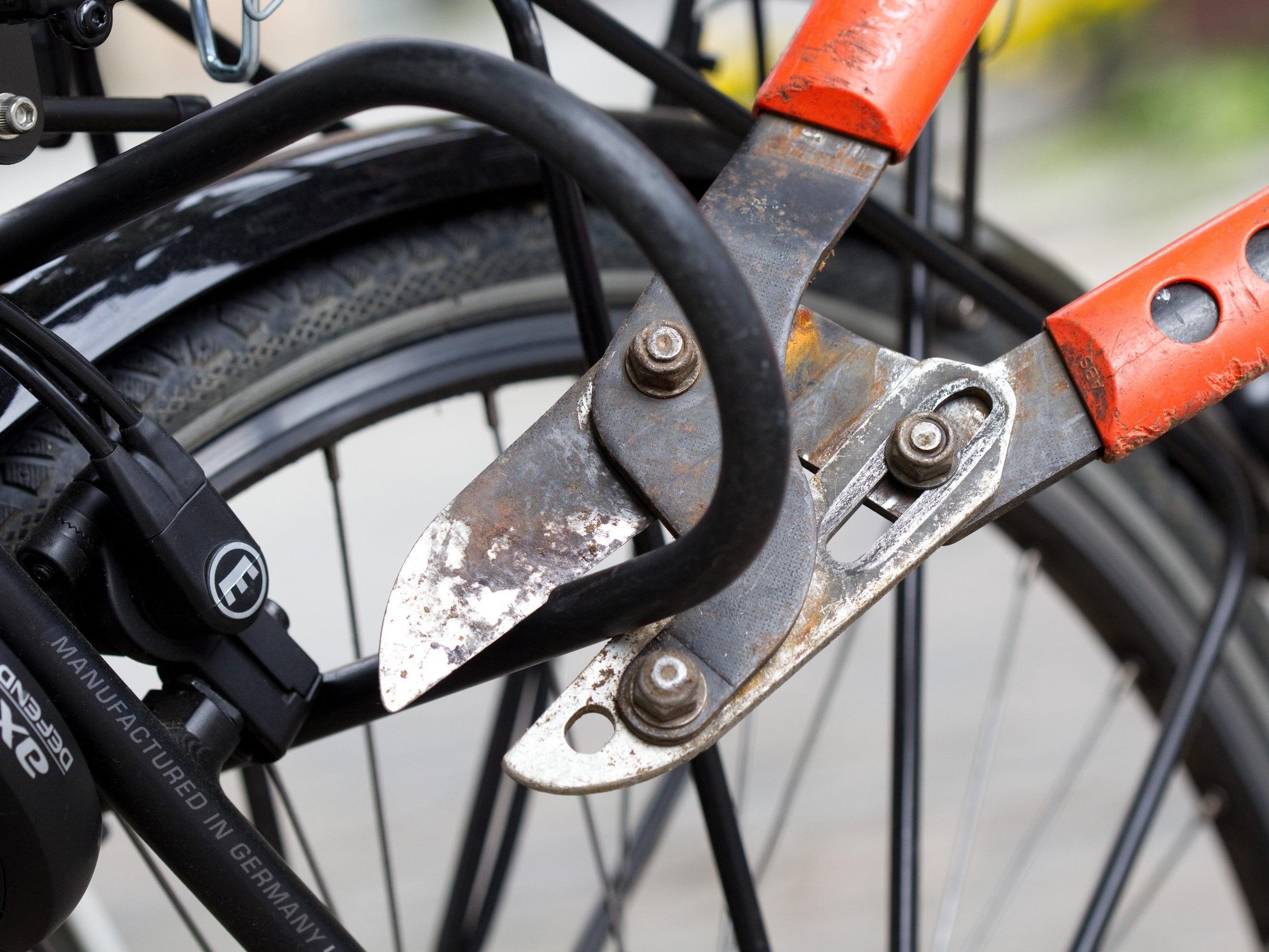 Fahrräder im Wert von 150.000 Euro gestohlen.