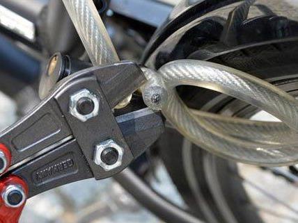Einem Fahrraddieb wurde das Handwerk gelegt