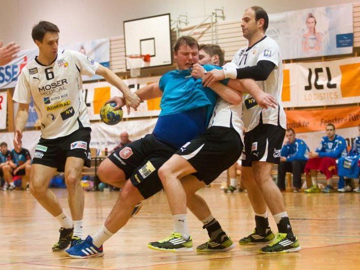 Mit sechs Toren Unterschied gewann Feldkirch das Derby in Hohenems.