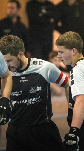 RHC Dornbirn gewann das Derby gegen Wolfurt mit 8:4.