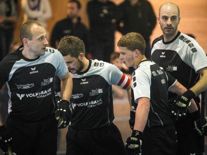 RHC Dornbirn gewann das Heimspiel mit drei Toren Differenz