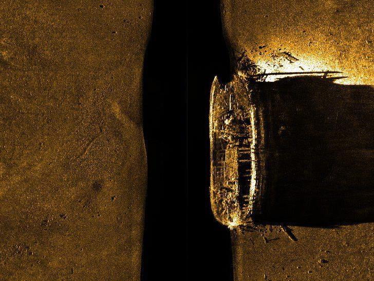 Arktis-Expeditionsschiff von John Franklin nach rund 150 Jahren gefunden
