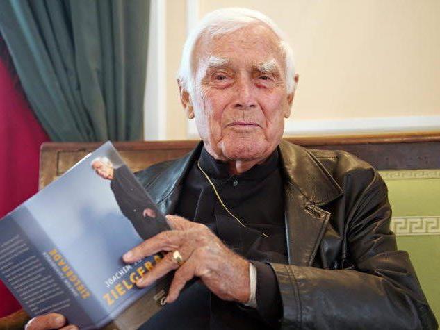 """""""Blacky"""" Fuchsberger wurde 87 Jahre alt"""