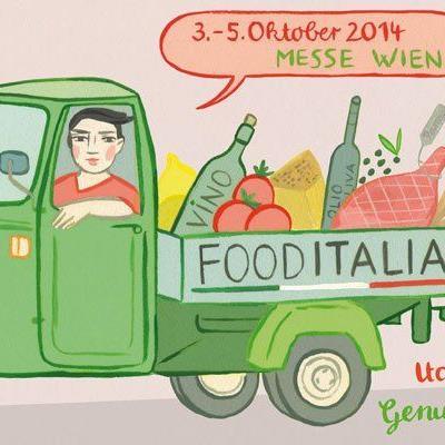 Neue Messe rund um die italienische Küche.