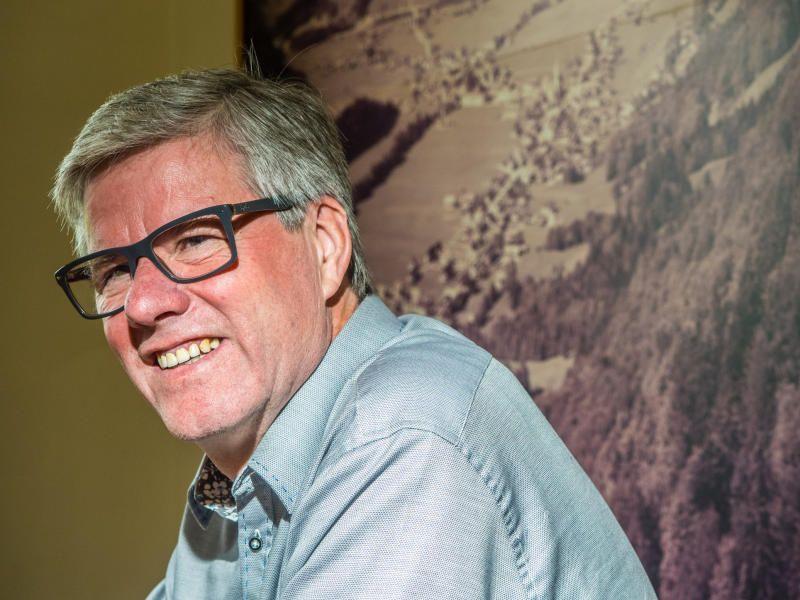 """""""Ich bin erleichtert über die Einstellung der Ermittlungen"""". Georg Fröwis, Gemeindechef"""