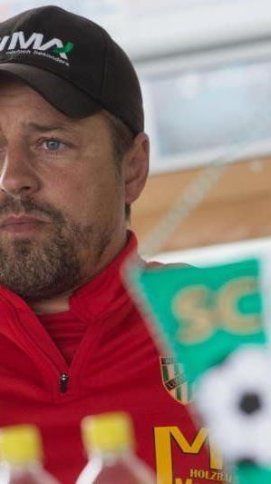 Helge Kolvidsson bangt um seinen Job