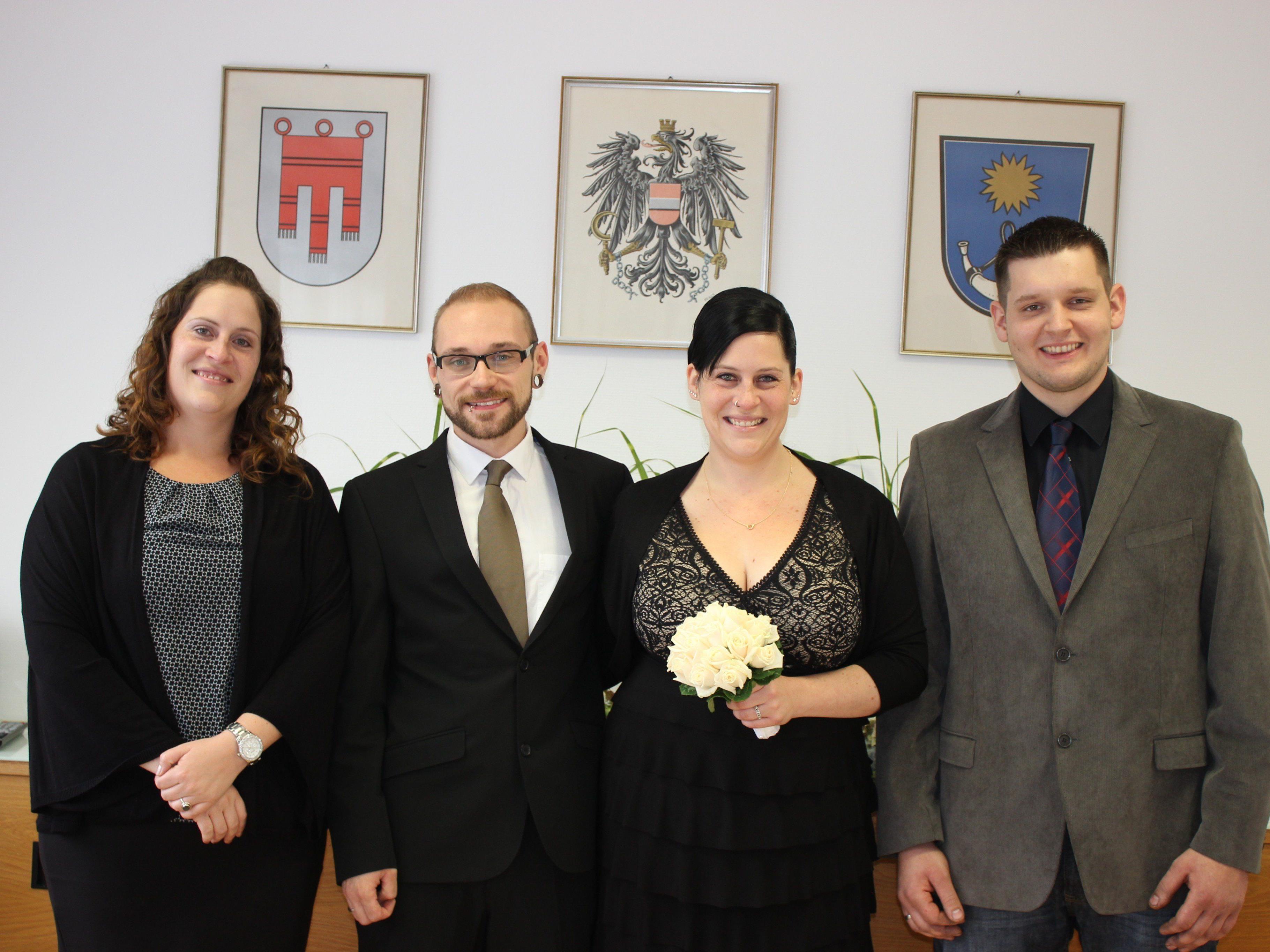 Hochzeit Cornelia Fehr und Daniel Jussel.