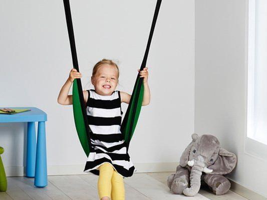Ikea ruft eine Kinderschaukel zurück