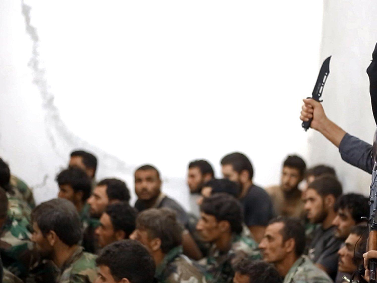 IS-Kämpfer sollen auch zweite Geisel, den Reporter Reporter Steven Sotloff, enthauptet haben.