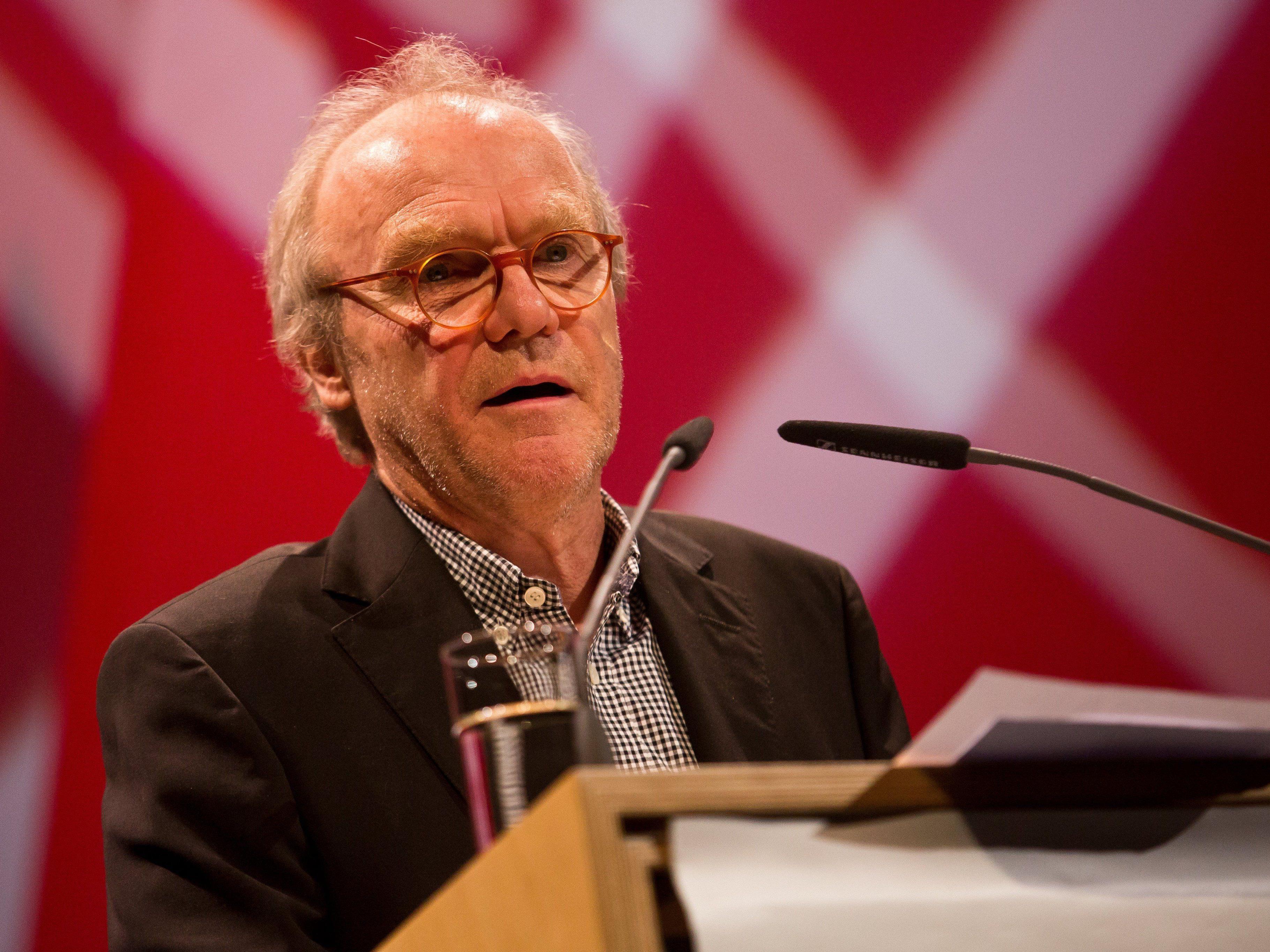 45. Russ-Preis-Verleihung: Laudatio für Michael Köhlmeier
