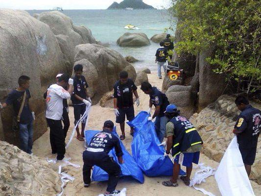Britisches Paar in Thailand ermordet