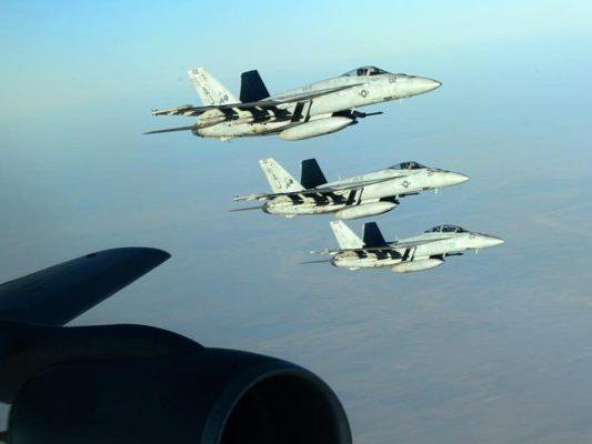 US-Luftangriff auf ISIS