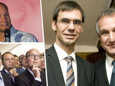 Wahlaussendungen der ÖVP sind plötzlich das Hauptthema im Wahlkampf.