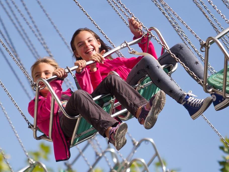 Die 66. Dornbirner Herbstmesse zog wieder mehr Besucher an.