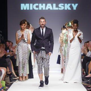 Verdienter Applaus für Michalsky bei der Show in Wien.
