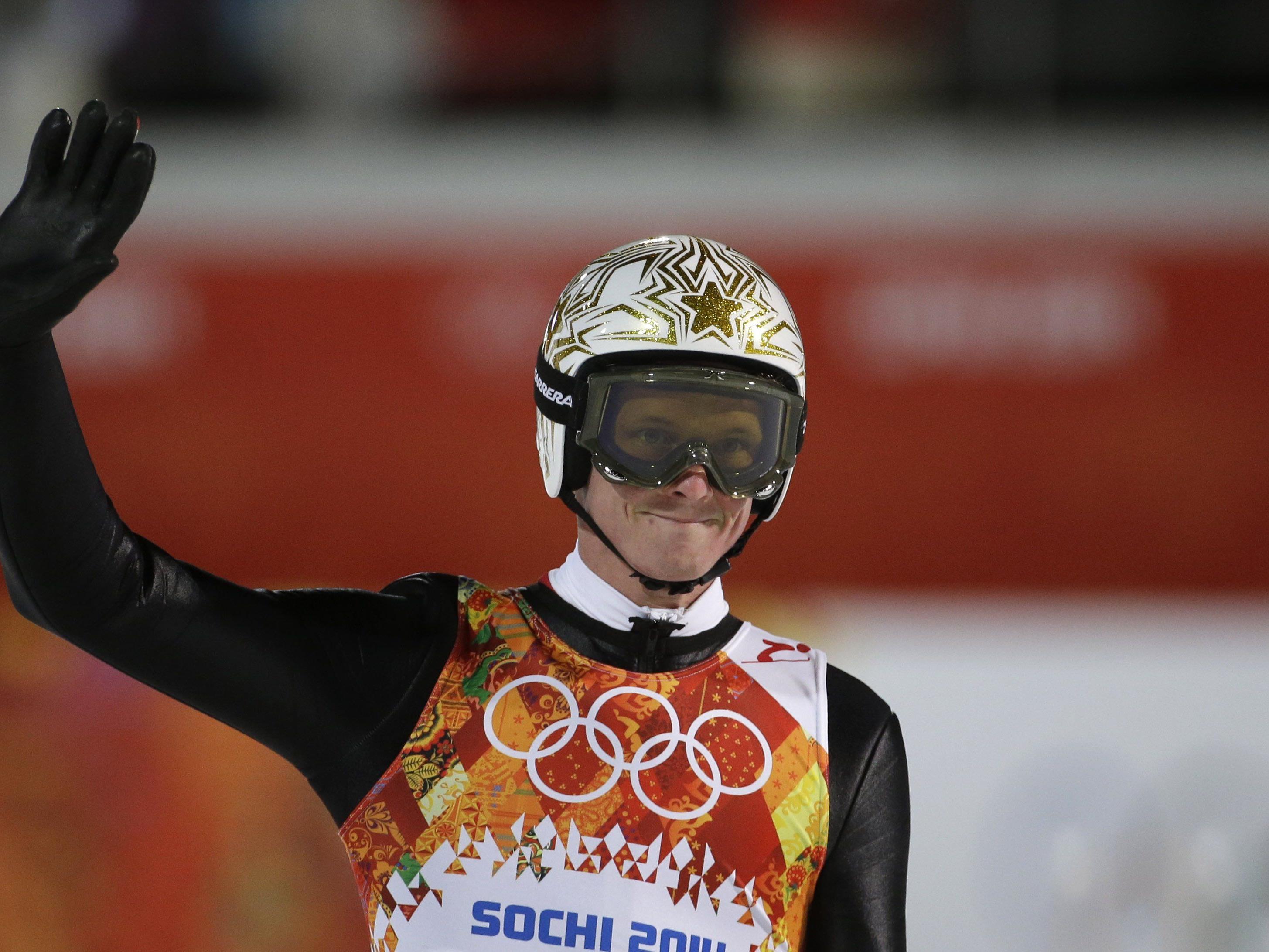 Triple-Olympiasieger Thomas Morgenstern beendet Karriere
