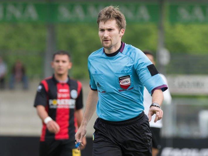 Ouschan pfeift seit 2011 in der Bundesliga