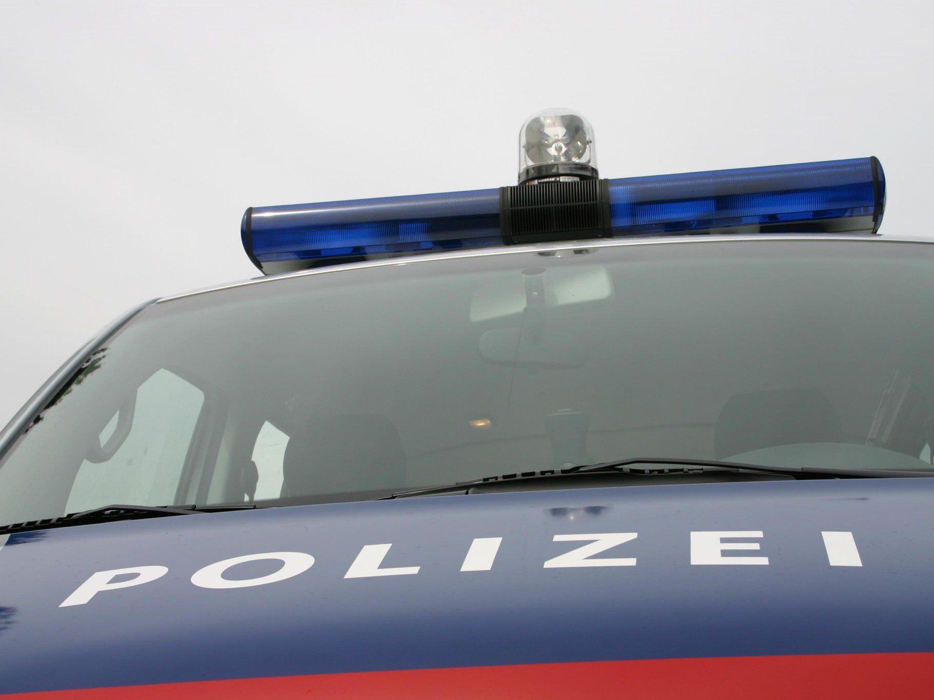 Die Polizei Rankweil sucht nach Zeugen