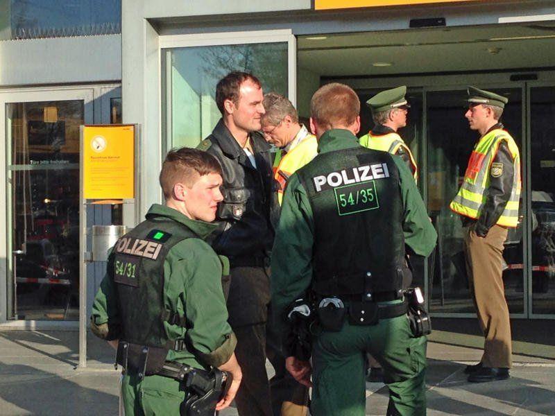 Probleme mit deutscher Polizei für Vorarlberger.