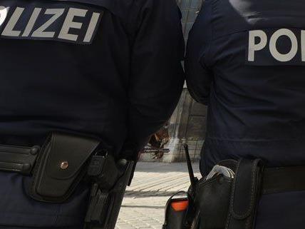 """Die Polizei beendete die """"Demo"""" am Stephansplatz rasch."""
