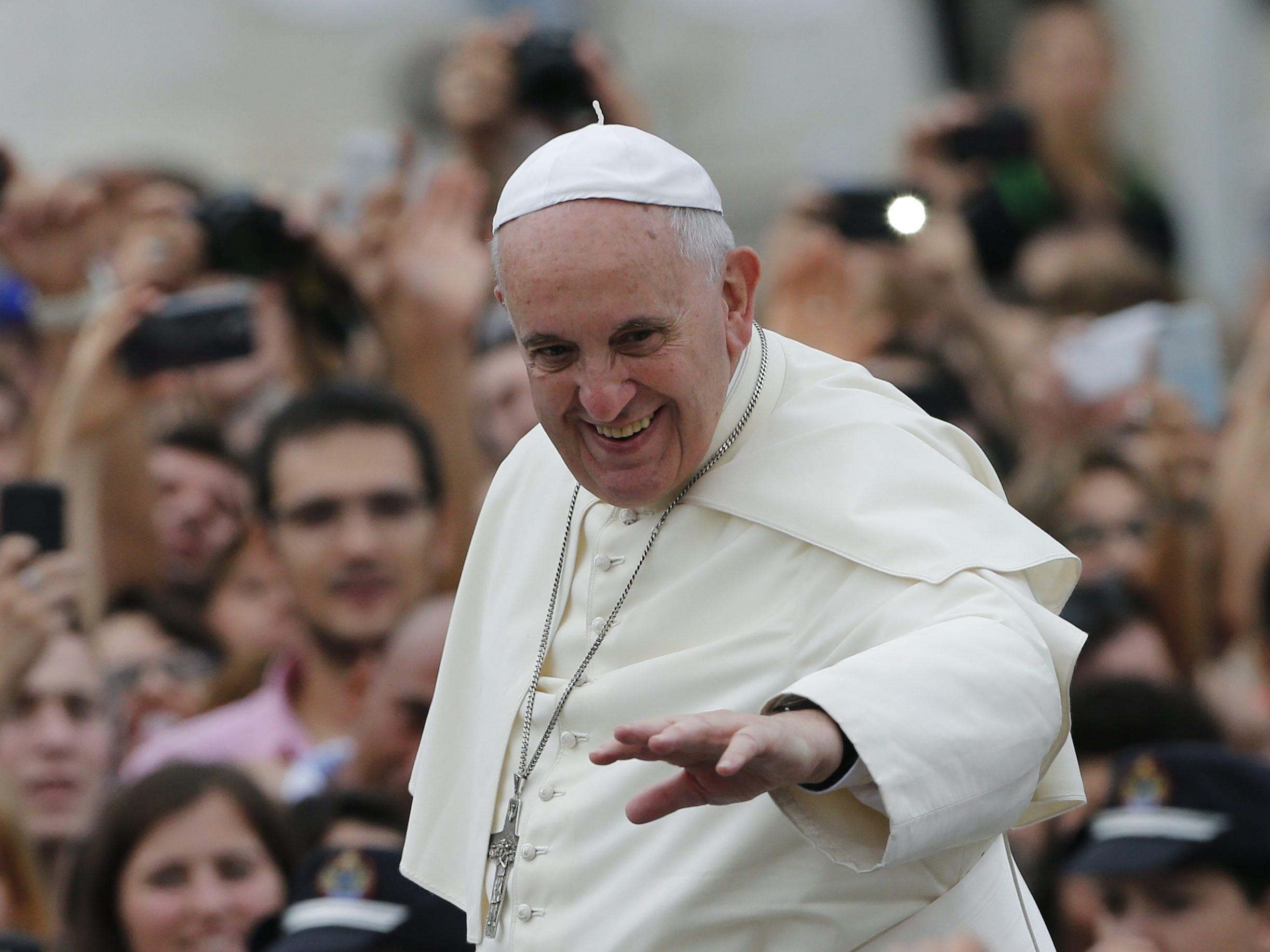 Offenbar auch Papst und argentinische Präsidentin im Visier der Extremisten.