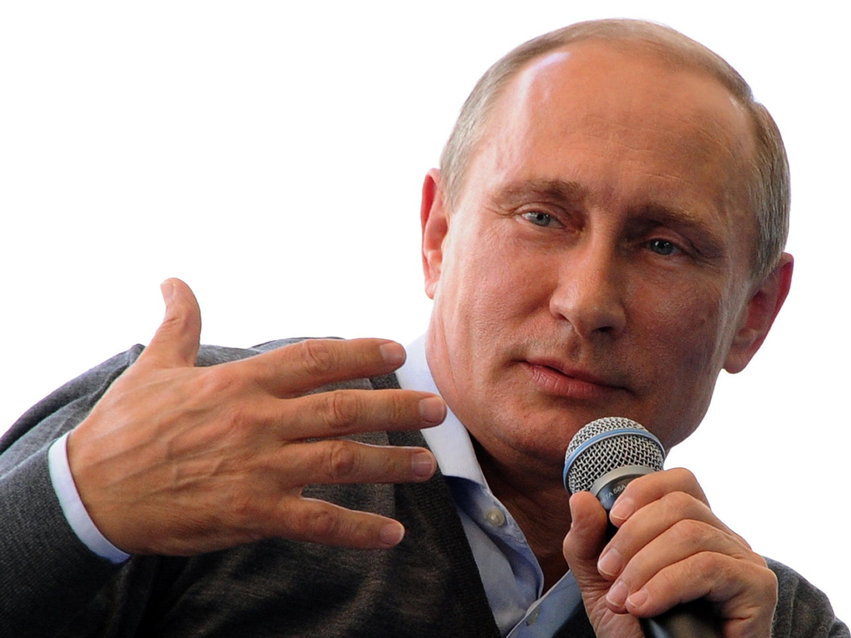 Streit über angebliche Äußerung Putins zur Einnahme Kiews