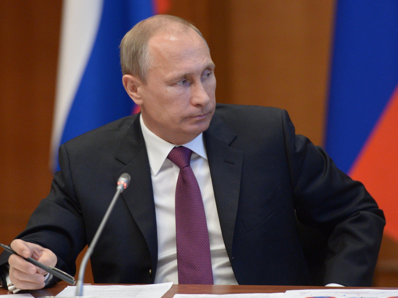 Wirbel um angeblichen Putin-Sager.
