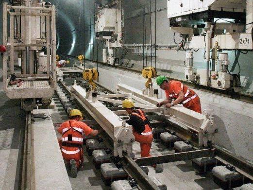 Bau- und Bahntechnikunternehmen wuchs in allen Sparten.