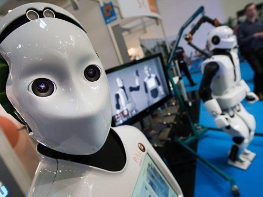 Der neue Roboter soll so schnell laufen können wie ein Mensch