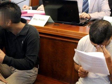 Am Donnerstag war der 25. Verhandlungstag im Schlepper-Prozess.