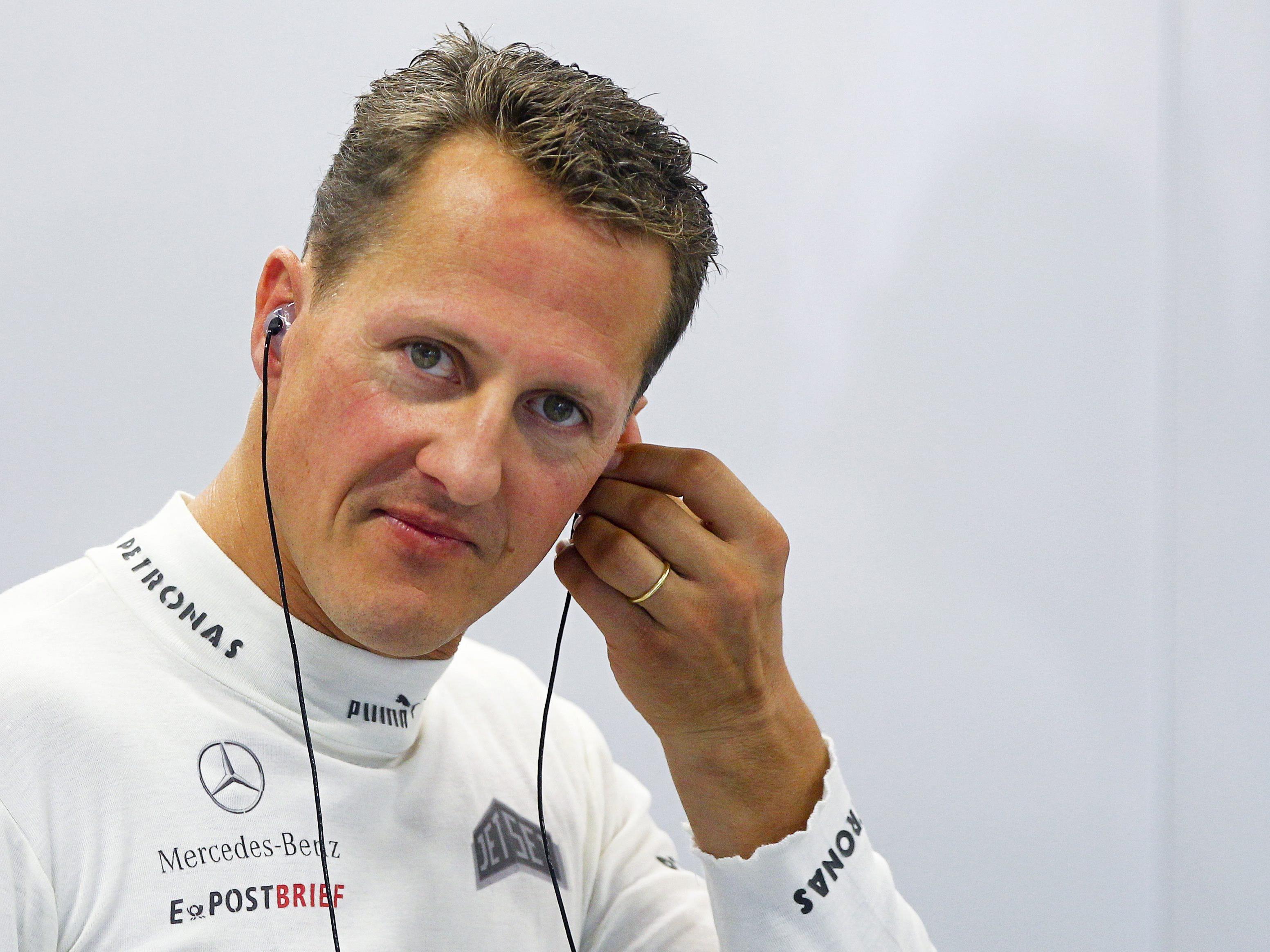 Rehabilitation von Schumacher wird zu Hause fortgesetzt