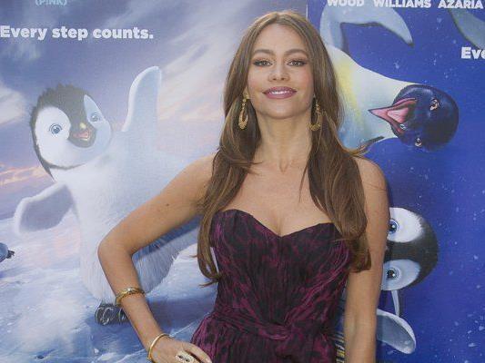 """Der Star aus der Comedy-Serie """"Modern Family"""" Sophia Vergara ist die bestverdienendste TV-Schauspielerin"""