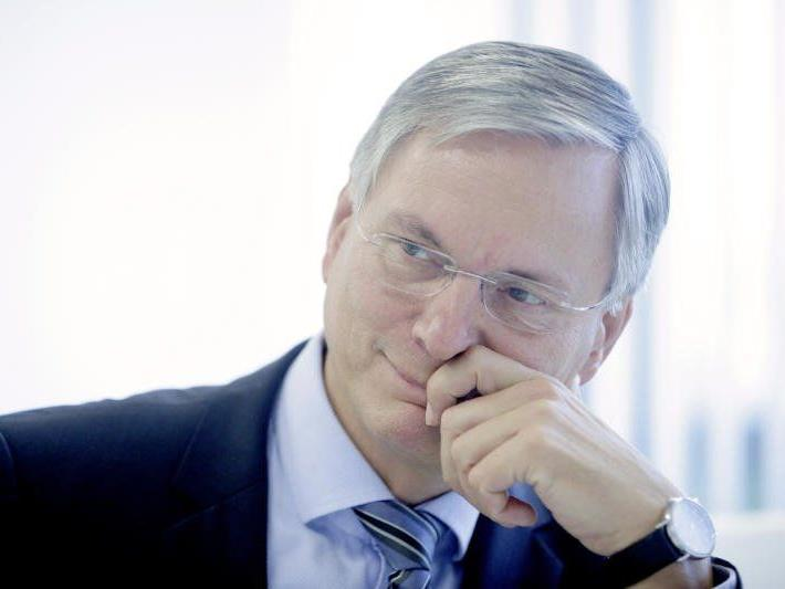 Infrastrukturminister Alois Stöger