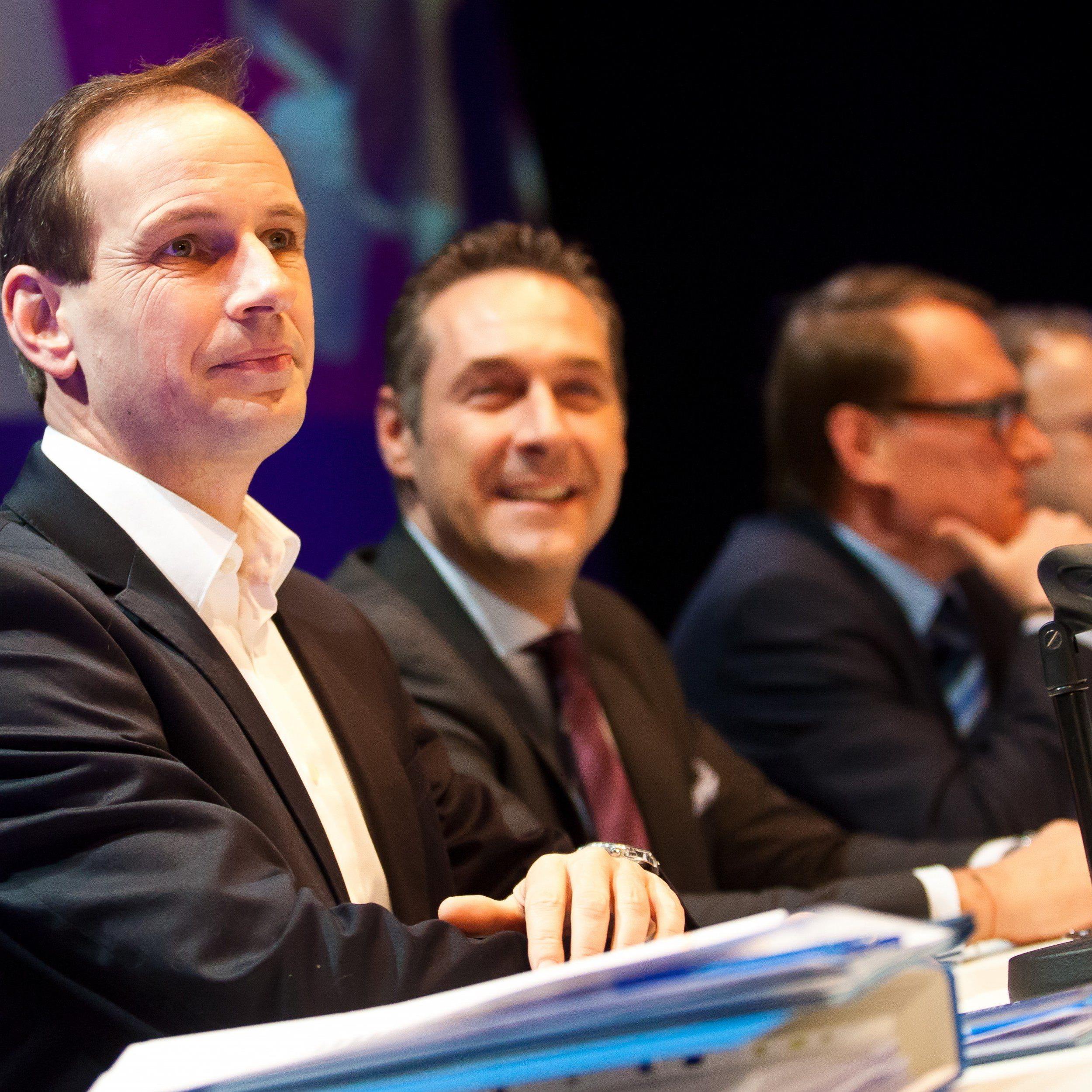 Vier von fünf Landtagswahlen der zweiten Runde unter Strache brachten ein Minus.