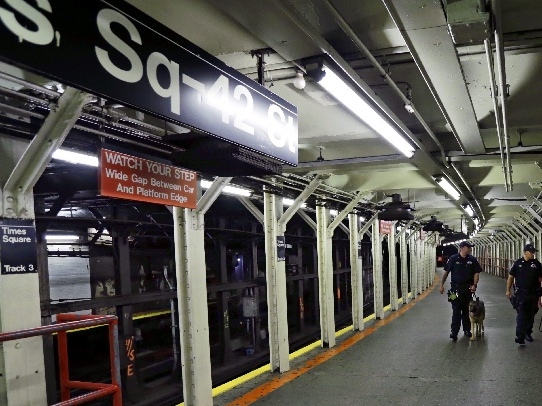 IS-Terror: Warnung vor Anschlägen auf U-Bahnen in Paris und den USA