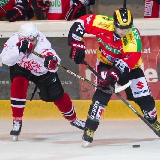 VEU Feldkirch gewinnt in der Overtime gegen Jesenice mit 3:2.