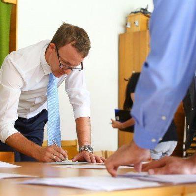 Grüne klarer Wahlsieger, ÖVP verlor 9 Prozentpunkte.
