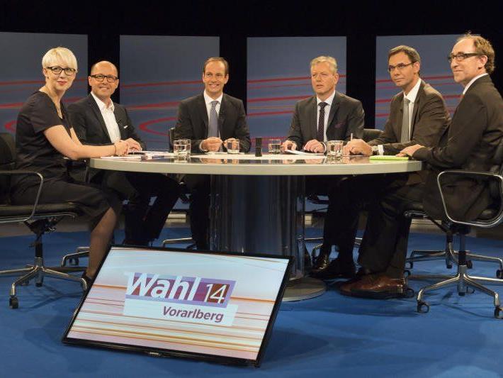 Parteien vertraten in TV-Diskussion ihre bekannten Positionen