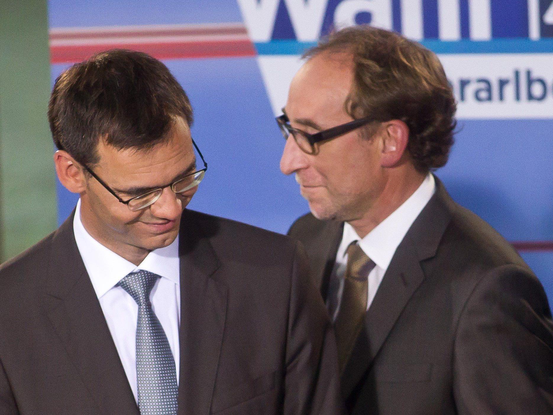"""Team für Sondierungsgespräch mit der ÖVP fixiert - """"Wir gehen sehr offen hinein""""."""
