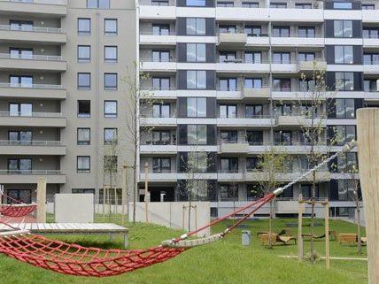 Laut Angaben der Nationalbank sind Wohnimmobilien in Wien zu teuer.