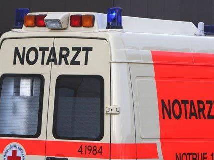 Bei dem Unfall in NÖ verstarb ein 60-jähriger Mann.