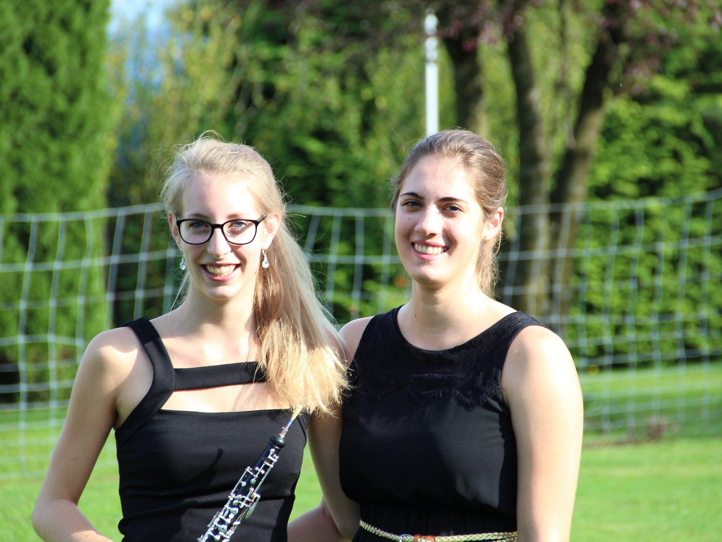 Anja Ebenhoch und Isolde Deleyto Rösner