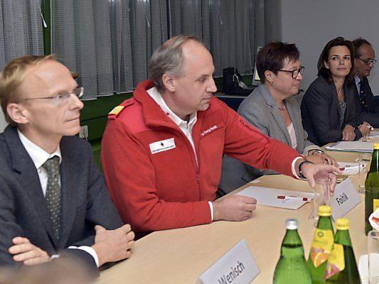 Expertenrunde zur Viruserkrankung in Wien