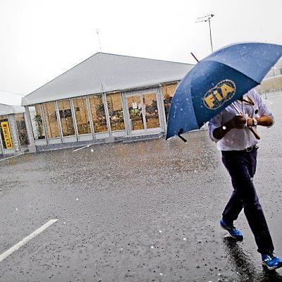 Schlechtes Wetter wäre für Rosberg gutes Wetter