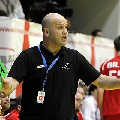 ÖHB-Teamchef Patrekur Johannesson optimistisch