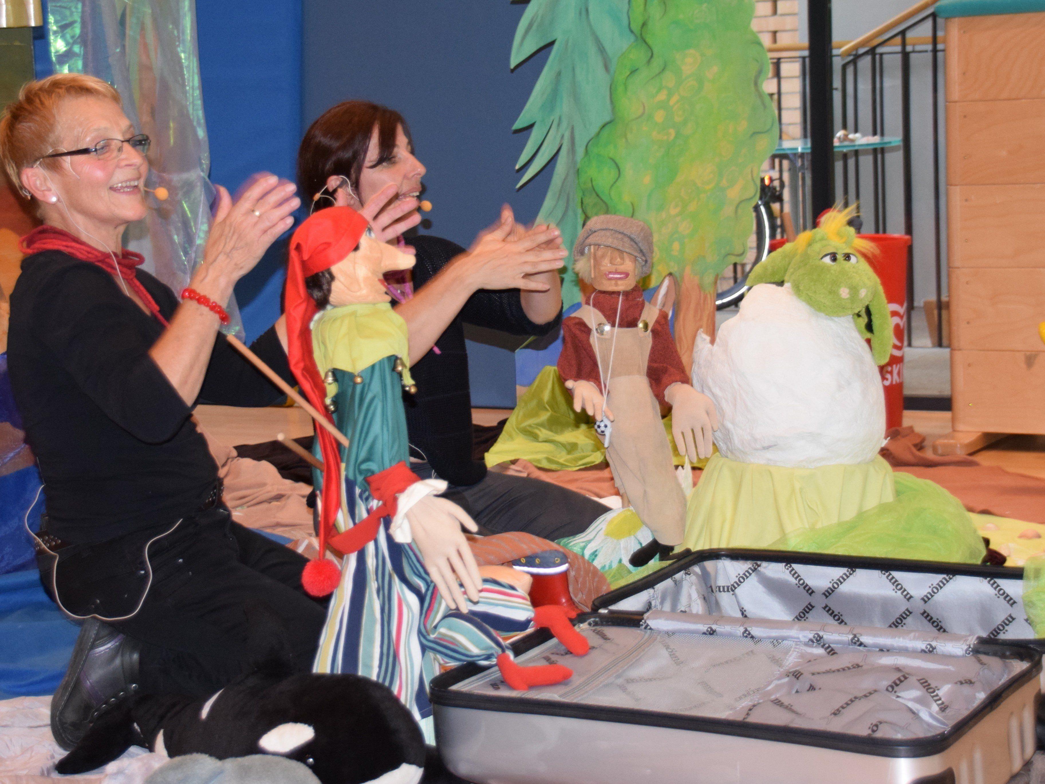 Puppentheater im Fuchshaus
