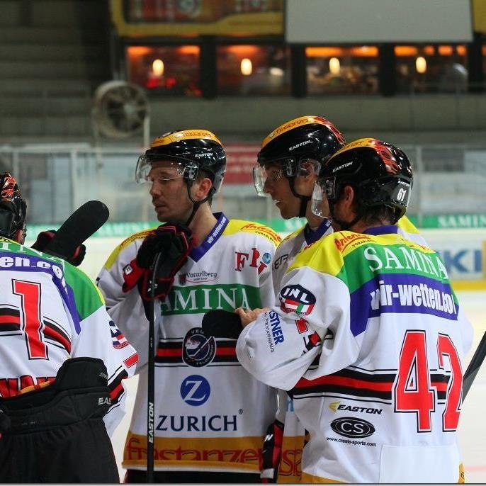 VEU Feldkirch gewinnt in Laibach trotz klarer Führung erst in der Overtime.
