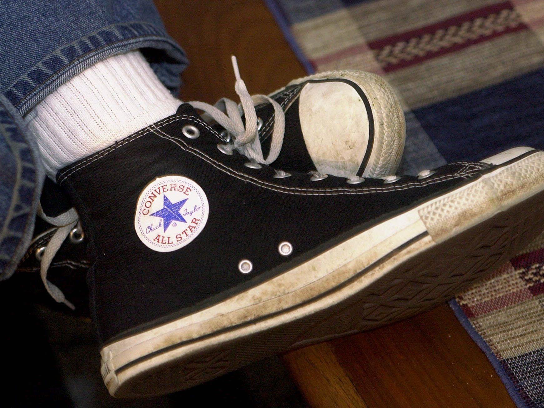 Das Schuhmodell von Converse zählt zu den erfolgreichsten der Welt.
